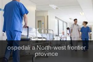 Ospedali a North-west frontier province